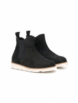 Douuod Kids - ankle slip-on boots B0009555559500000000