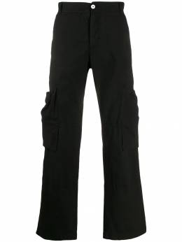 Vivienne Westwood Anglomania - loose fit cargo trousers 06663955059000000000