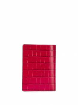 Mulberry - crocodile effect passport cover 669669J9539593536300