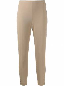 Theory - slim-fit cropped trousers 65090955389690000000