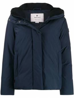 Woolrich - hooded padded jacket 99559639500000000000