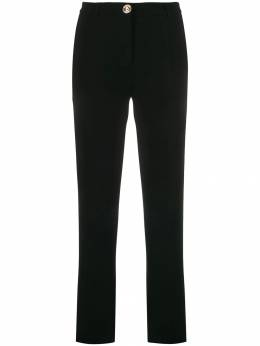 Boutique Moschino - skinny fit crop trousers 93690595508839000000