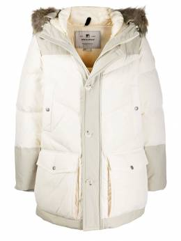 Woolrich - padded parka coat PS0965UT909395559063