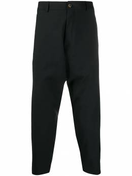 Société Anonyme - cropped drop-crotch trousers VAGEXIX9553968000000