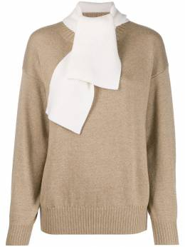 See By Chloé - pussy bow sweater 99WMP695969556933500