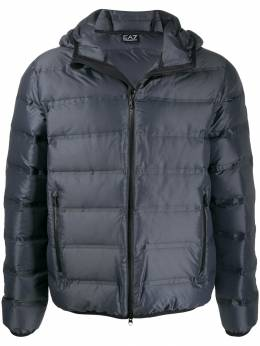 Ea7 Emporio Armani - hooded padded jacket B65PNN3Z955550990000