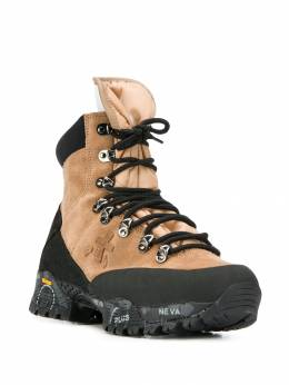 Premiata - two-tone hiking boots TRECD969955085690000