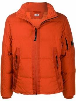 CP Company - zip-up quilted jacket MOW063A665563G955360