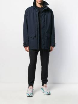 Paul&Shark - zipped windbreaker jacket P0955955589380000000