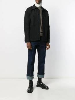 Lemaire - брюки Bootcut 3PA956LD650955553580