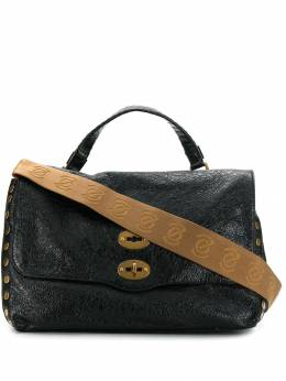 Zanellato - textured leather tote bag 666939BM955083950000