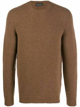Roberto Collina - regular-fit crew-neck jumper 86699553983600000000