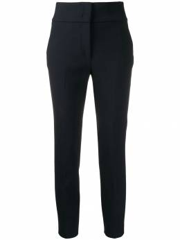 Peserico - cropped tailored trousers 35099359553663500000