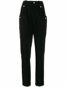 Isabel Marant - high-waisted pocket detail trousers 58399H695I9559856900