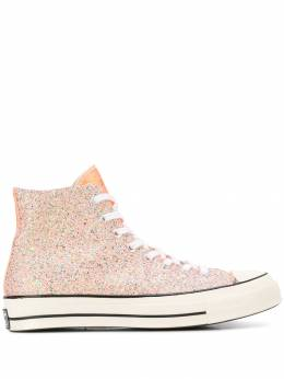 JW Anderson - x Converse Chuck Taylor high-top sneakers 695C9556633600000000
