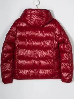 Save The Duck Kids - hooded padded jacket 08BLUCK9955538830000