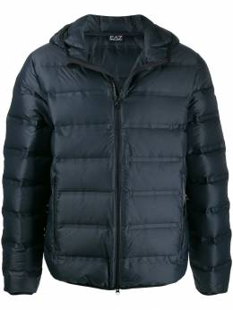 Ea7 Emporio Armani - hooded padded jacket B65PNN3Z955555050000