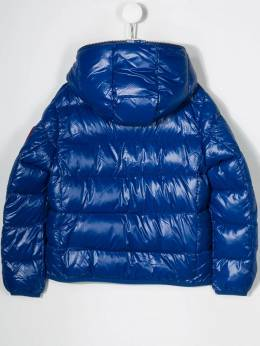 Save The Duck Kids - hooded padded jacket 08BLUCK9955586980000