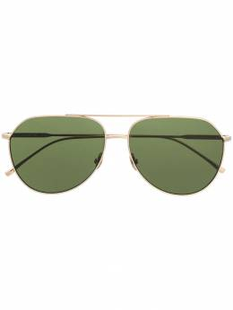 Lacoste - tinted aviator-frame sunglasses 9S955590990000000000