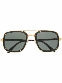 Cartier - square tinted sunglasses 995S9559598900000000